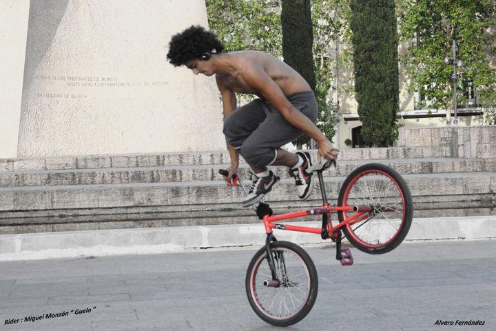 Bike Tricks Bmx Trick I love the pivot