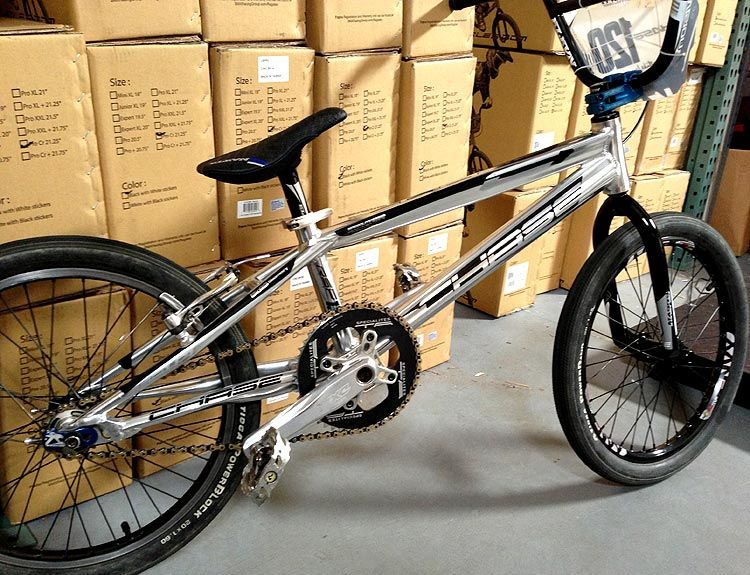 Elite Bike Check With Vincent Pelluard Chase Rsp 1 0 For