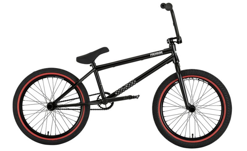 bicicleta bmx premium chad kerley