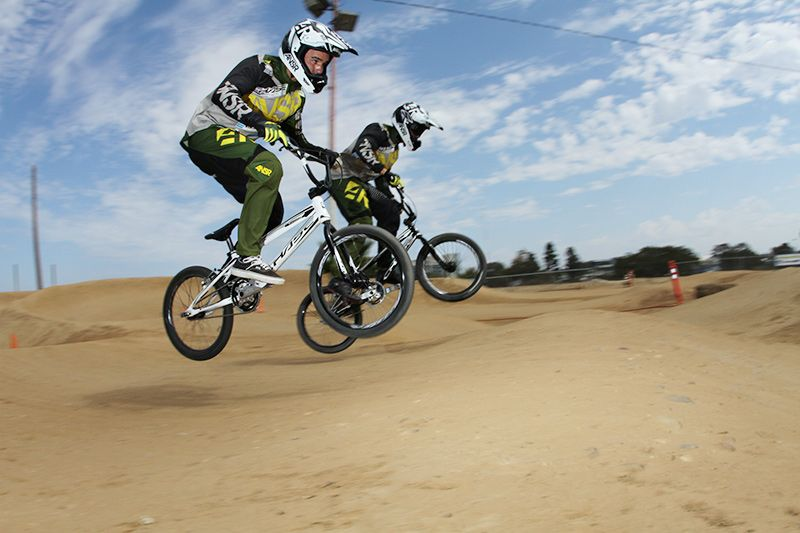 New BMX track opens in Chula Vista San Diego Reader