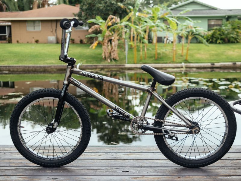 Bike Check: Kevin Kalkoff. By Shadow
