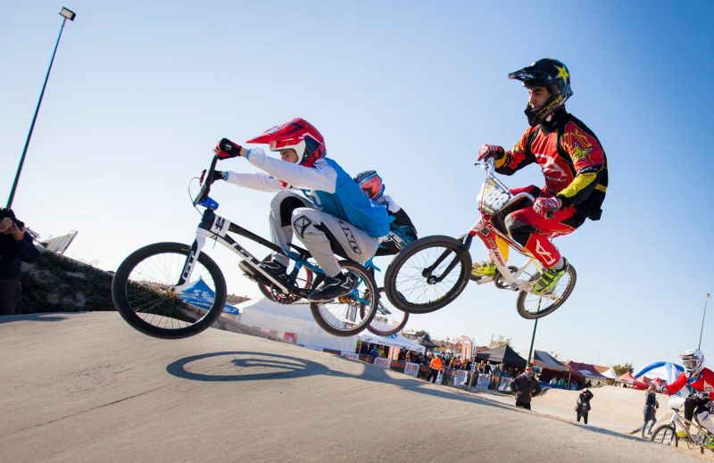 Liga LBR (LBR League). National BMX Racing league in Spain. - Race ...