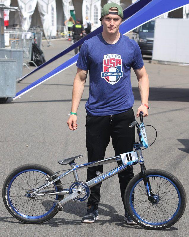 Bike Check Connor Fields