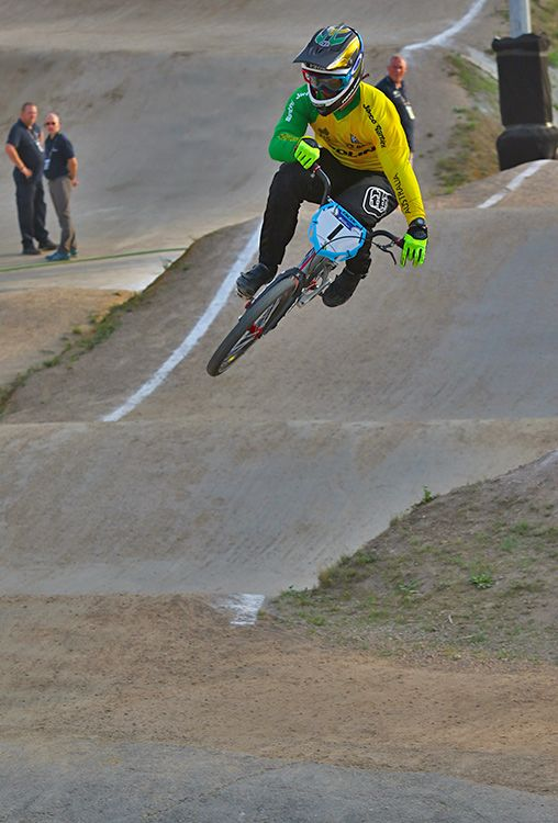 Race Track Days >> My 2015: Australia's Sam Willoughby