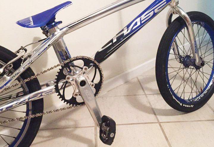 2016 Bike Check American Elite Champion Connor Fields New Chase