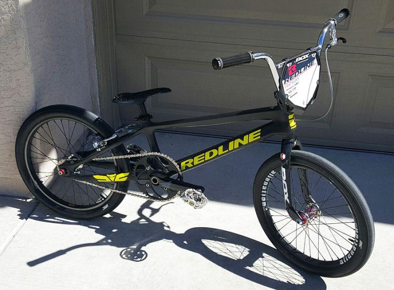 2016 Bike Check Sam Willoughby S Redline Flight Carbon Proxi