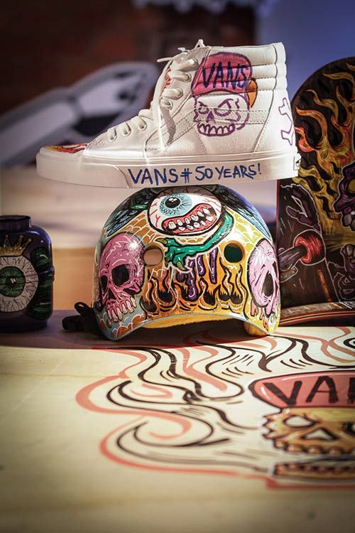 vans off the world