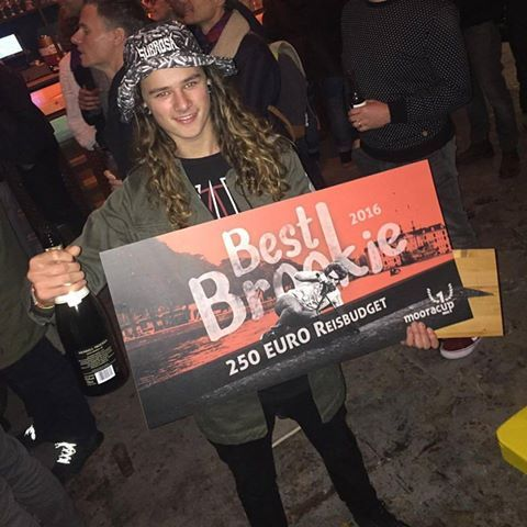 Moora Cup winners announced in Amsterdam during wild night at the Skate Café