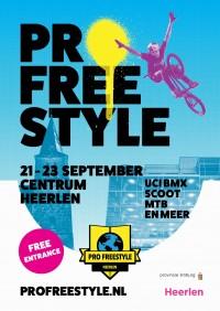 Pro Freestyle Heerlen-Limburg 2018