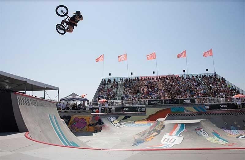 Vans Bmx Pro Cup Huntington Beach Ca