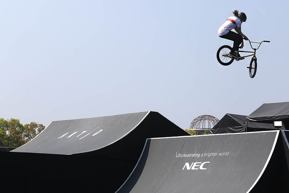 Results UCI BMX Freestyle Park World Cup Women - Hiroshima - 19 Apr 2019