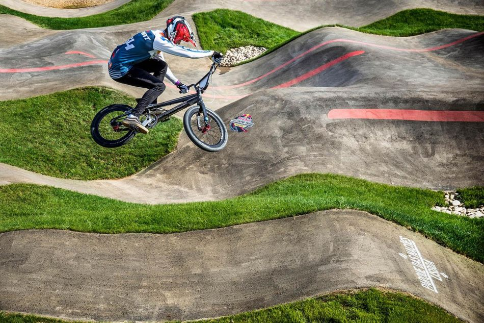 Red Bull UCI Pump Track World Championships: LISBON QUALIFIER