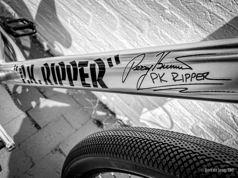 "Perry Kramer PK Ripper 27,5"" review by Philip de Jong"