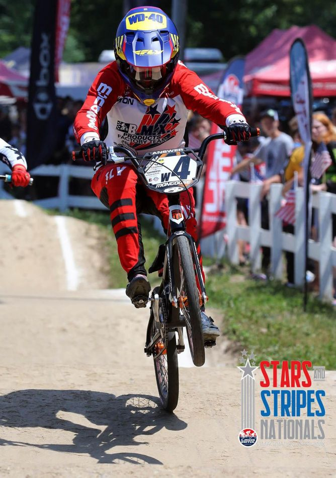 Stars & Stripes Nationals Pro Open results Saturday 4 July 2020