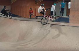 Riding with BMX LEGEND Ben Hennon by Kieran Reilly