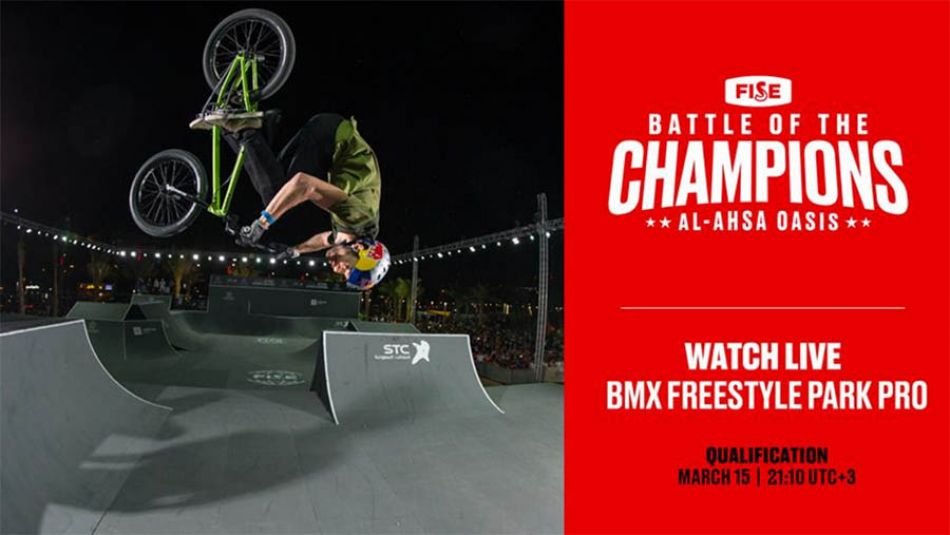 FULL REPLAY. BOTC 2019: BMX Freestyle Park Pro Qualification by FISE