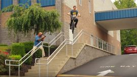DAILY GRIND: REROUTING - SCOTT STEELE FULL SECTION (BMX)