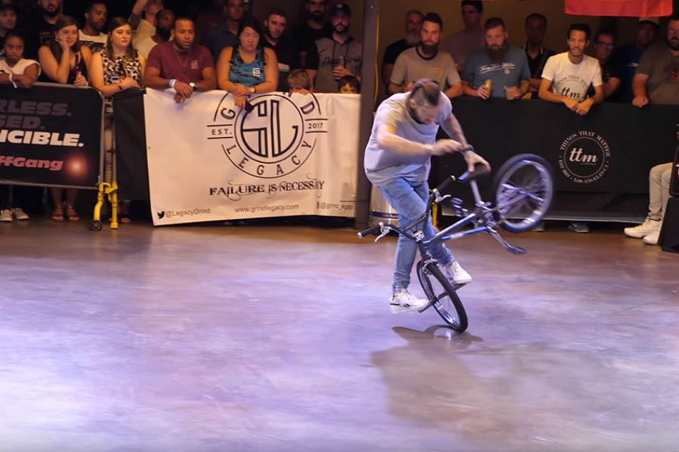 Is This The HARDEST Trick Ever On A Bicycle? by Scotty Cranmer