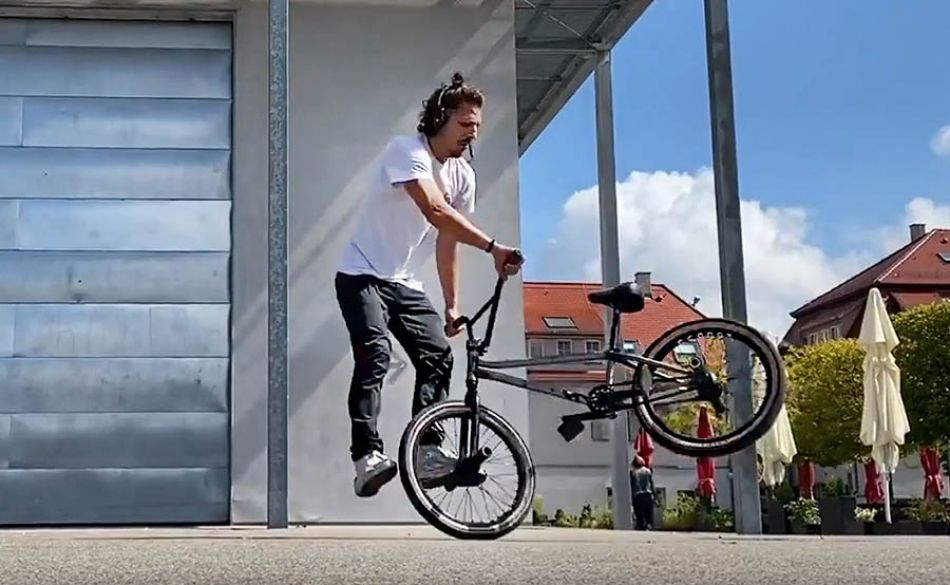 BMX Street X Flatland: Seppl Pospischil – The 25th Year by freedombmx