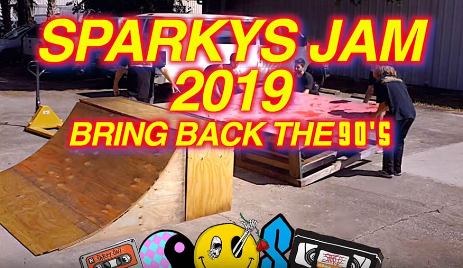 Sparkys Jam 2019 by The Shadow Conspiracy