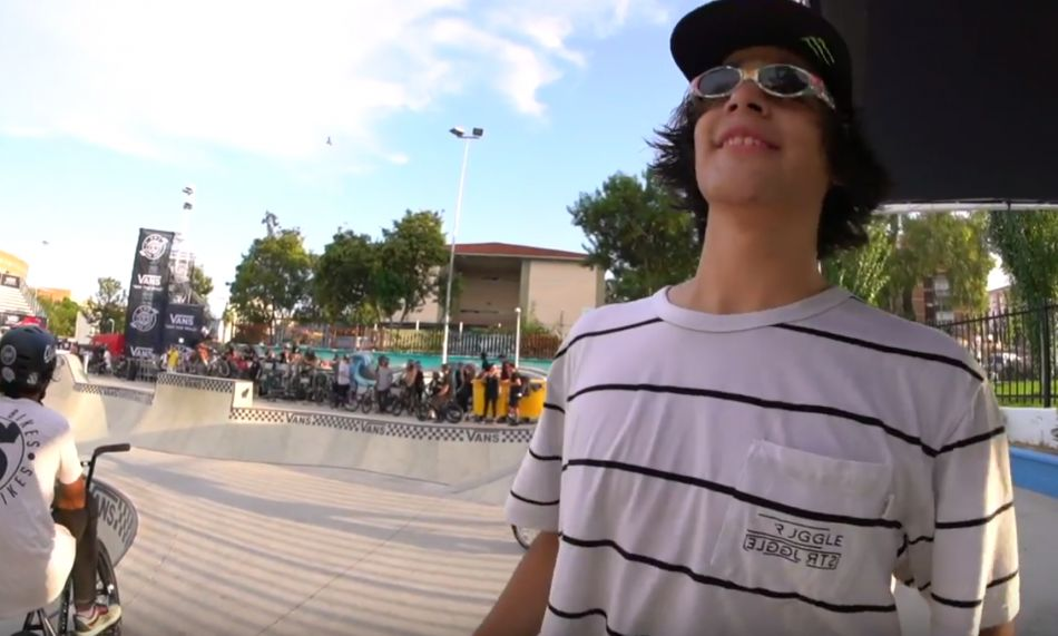 VANS PRO CUP - MALAGA (NEW COURSE FEATURES) by Ride BMX