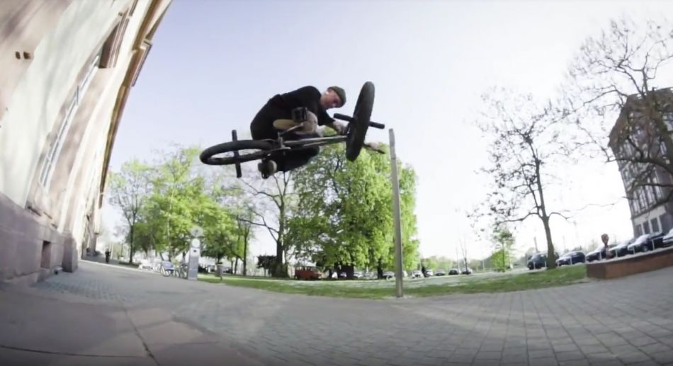 Freedom BMX Nominated video: Felix Prangenberg X kunstform - BMX Street by kunstform