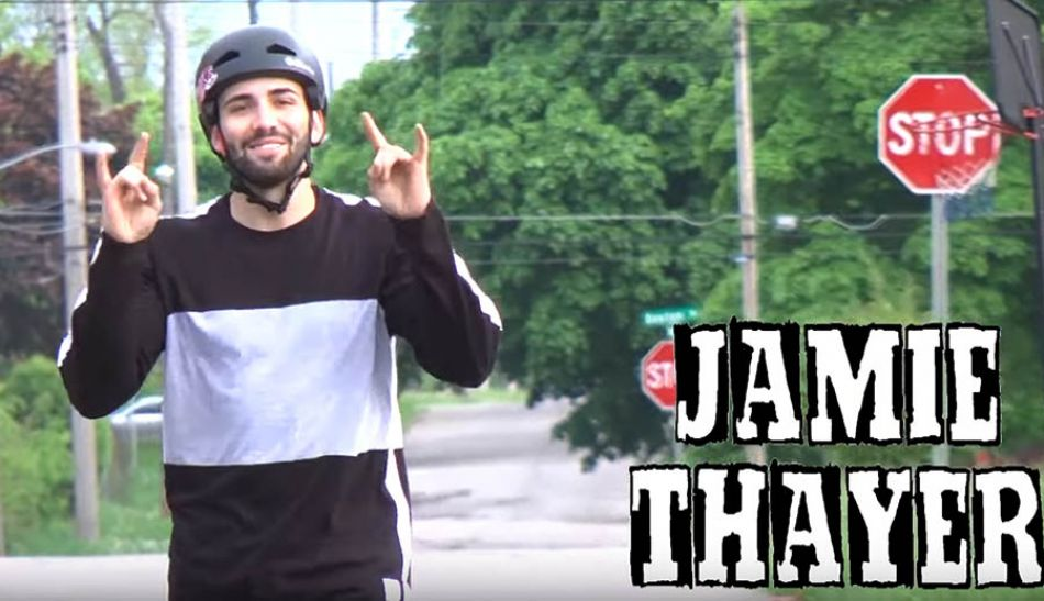 Jamie Thayer - #THEWAYOUT Section