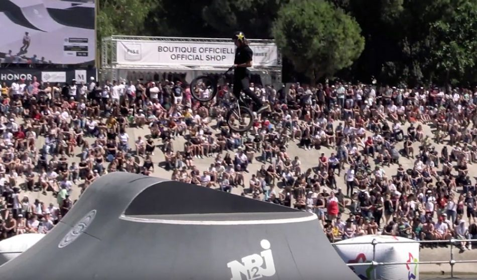 FISE Montpellier 2019 – Best Moments by Ride UK BMX