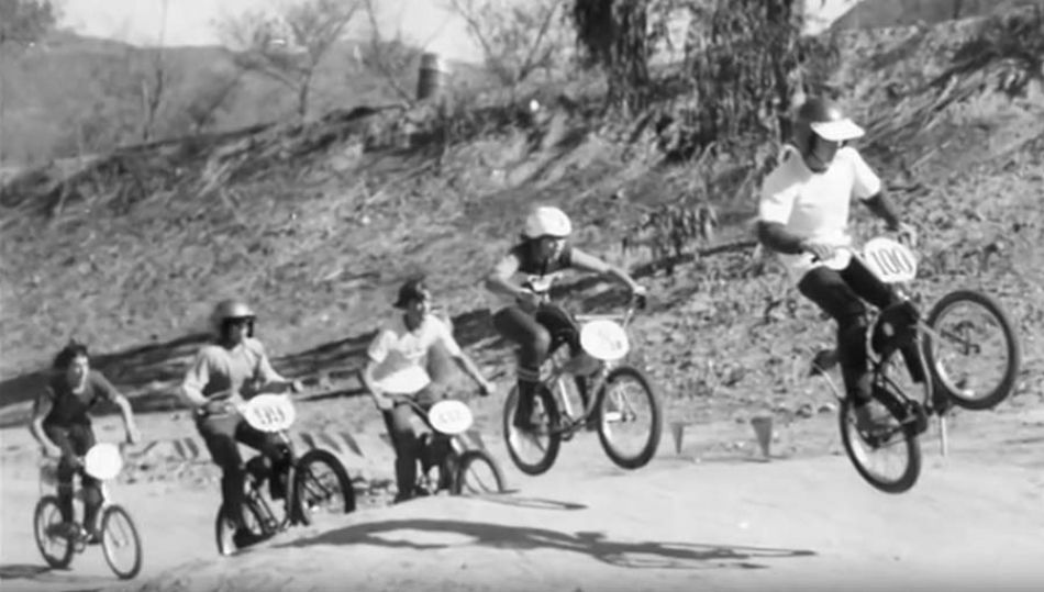 Early BMX Tracks by thebmxdocumentary