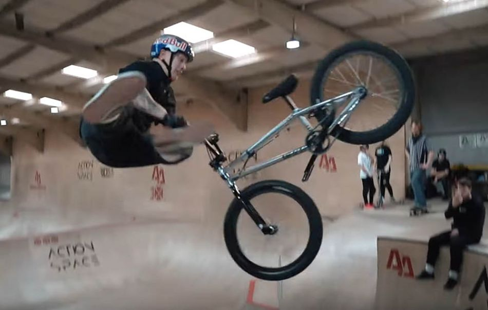 WORLDS FIRST QUAD TAIL-WHIP AIR! by Kieran Reilly