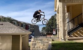 NICK BLACKSTONE BMX-CEREAL KILLER