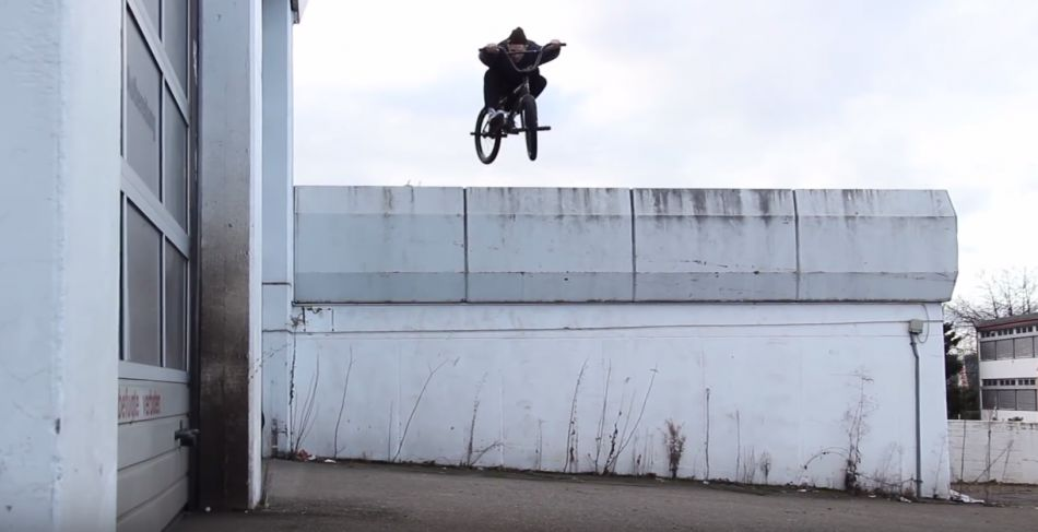 Freedom BMX Nominated video: CULTCREW/ KILIAN ROTH/ SHORTY COLORWAY