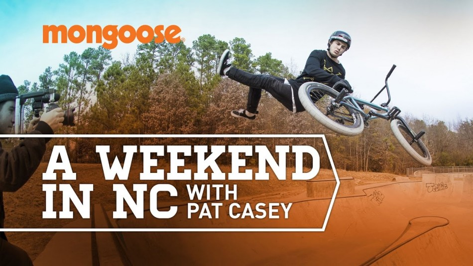 Mongoose: A Weekend in NC with Pat Casey