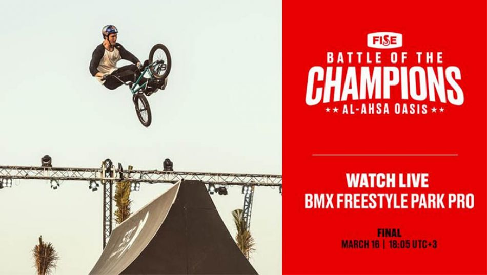 REPLAY: BOTC 2019: BMX Freestyle Park Pro Final by FISE