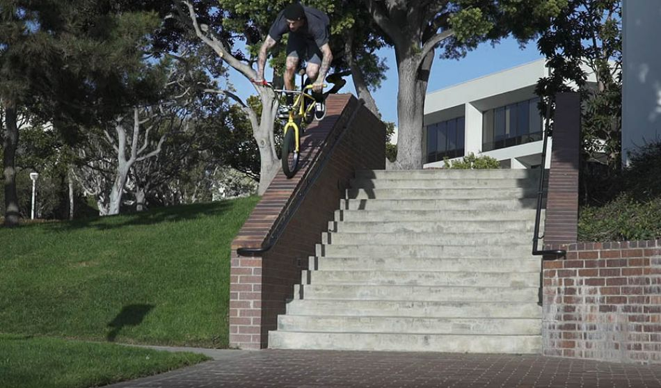 "S&M BMX - Mike Hoder's ""Maybe Next Year"""