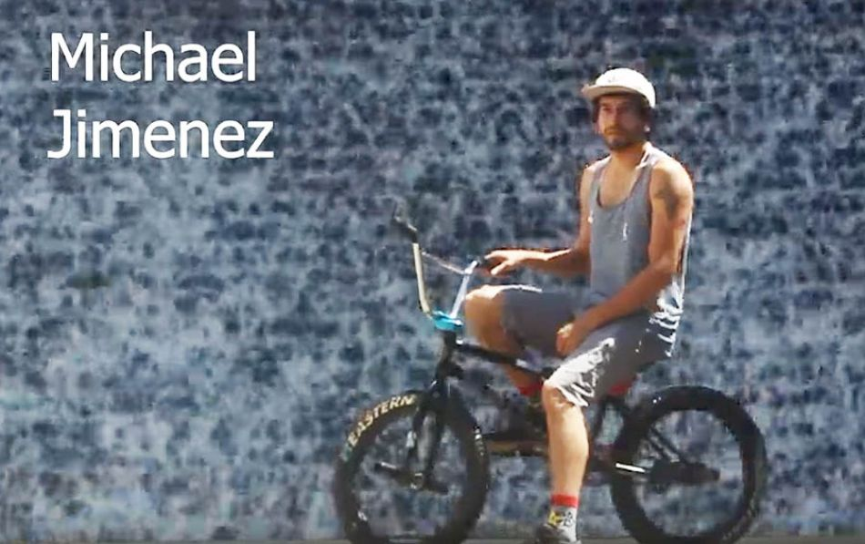 2 Fast 2 Feets Feat. Michael Jimenez by Team Morning Wood BMX