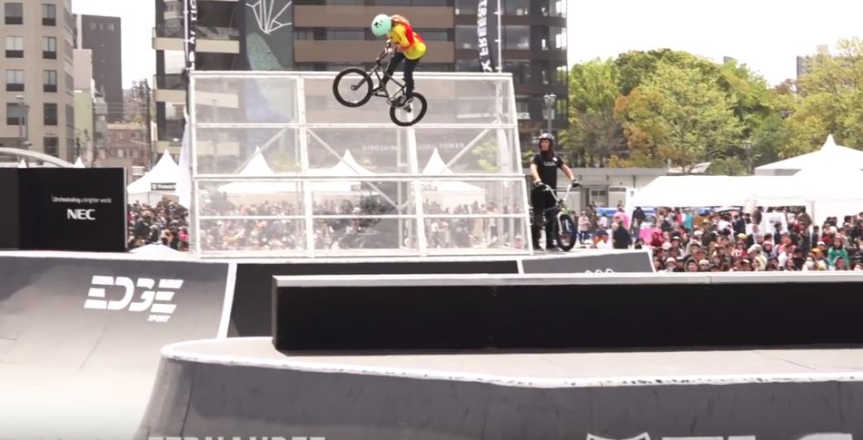 2018 FISE: Hiroshima - Women's UCI World Cup Final by Vital BMX
