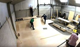 We build Albert his dream ramp in one day! Time-lapse :) by Arjan Ellens