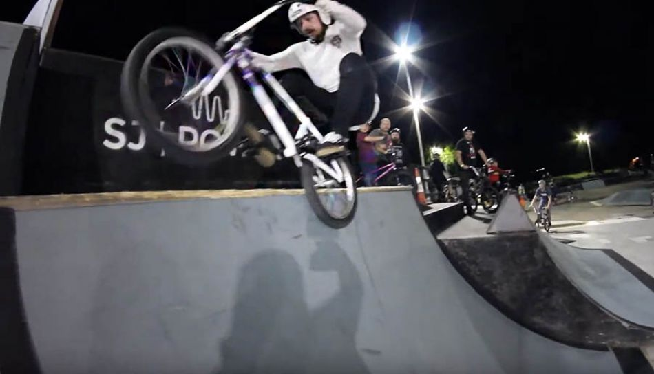 Mark Webb - The Fun Doesn't Stop - Entity BMX Shop by CVM BMX MEDIA