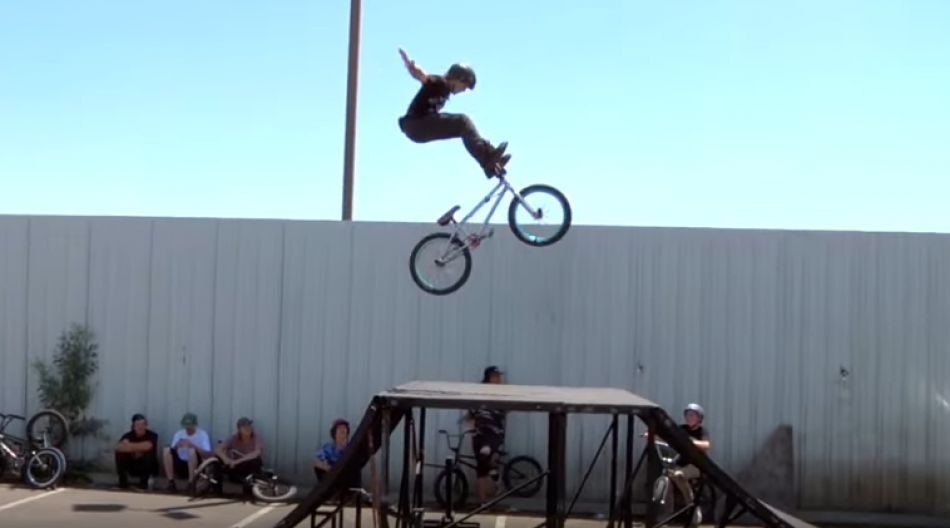 Demolition BMX Alleyway Jam