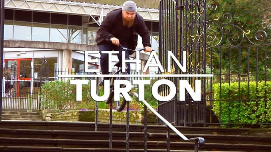 Ethan Turton - Foundation X Animal Winter Piece  from Channel 4Down