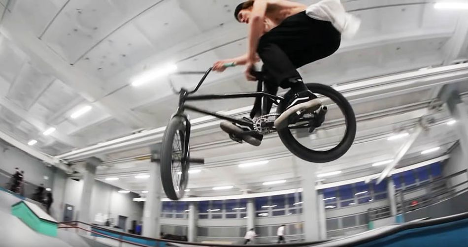 PARBMX / RIHARDS BRINKIS / WELCOME TO THE TEAM