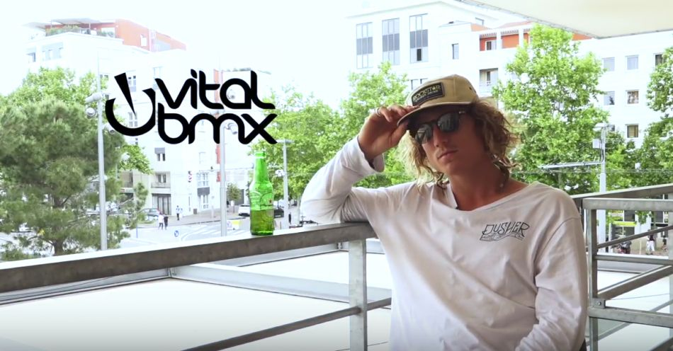 Dennis Enarson Speaks on The Olympics, FISE, his New Video, and More by Vital BMX