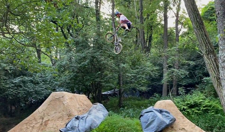 Covid PA Trail Sessions by Vinylbmx