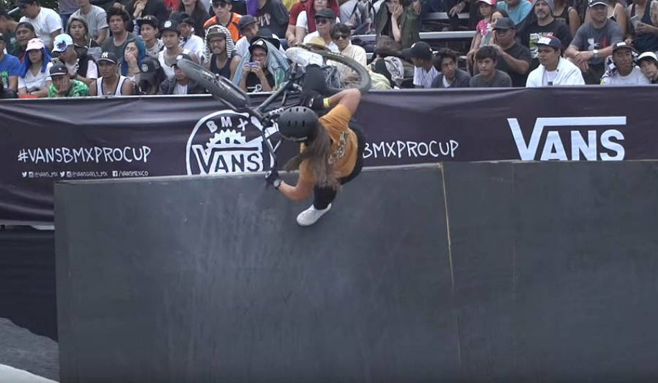 WOMEN'S FINALS! VANS BMX PRO CUP 2019 MEXICO CITY by Our BMX