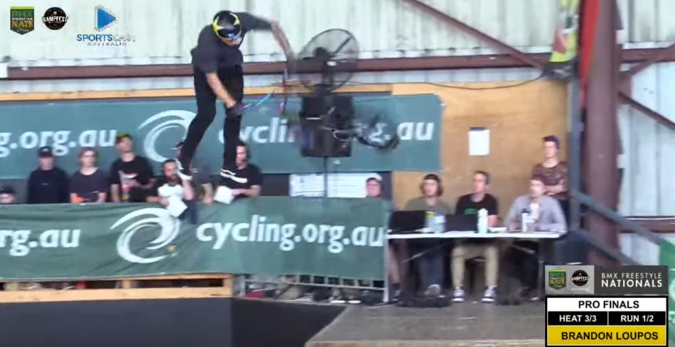 LIVE REPLAY: Cycling Australia BMX Freestyle NATS