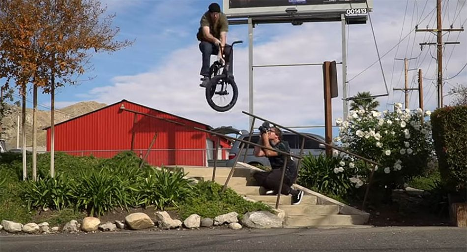 BMX - Mike Stahl 2019 S&M Video by sandmbikes