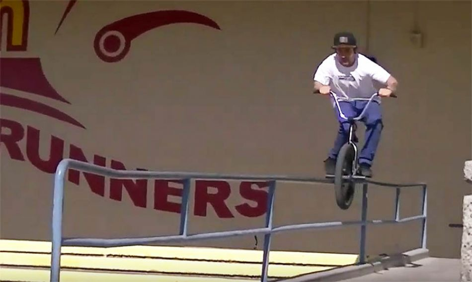 Matt Closson Stacked BMX 2019 video part