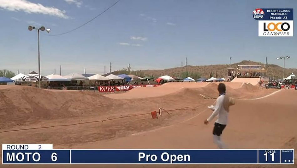 2020 USA BMX Desert Classic Nationals Day Two