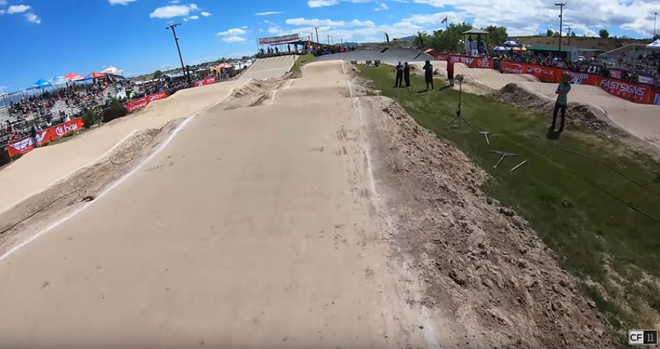 Connor Fields - 2019 USABMX GoPro Great Salt Lake Nationals POV
